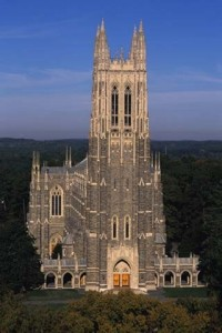 The Duke Chapel